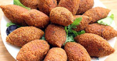 Кеббе – арабские котлеты
