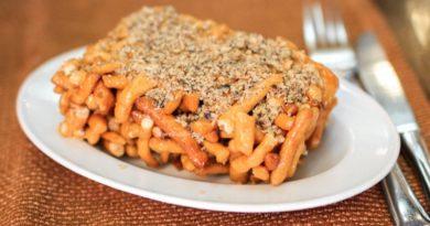 Аришта-халва - Армянский десерт