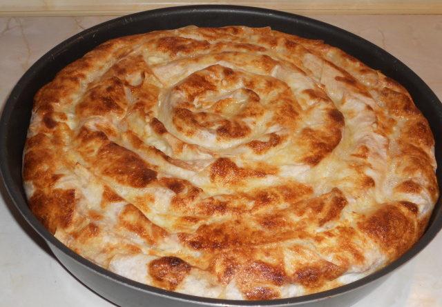 Баница - Традиционная болгарская выпечка
