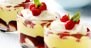 Фул - Старинный британский десерт