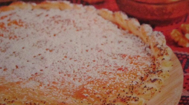 Багарадж - Армянская сладкая лепёшка