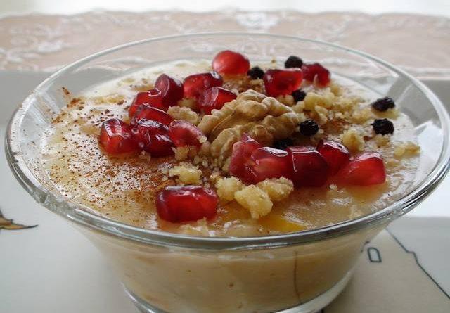 Ашуре (ашура) - Турецкий десерт