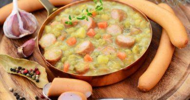 Айнтопф - немецкий суп
