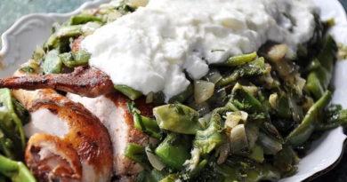 Борани - Блюдо кавказской кухни из мяса