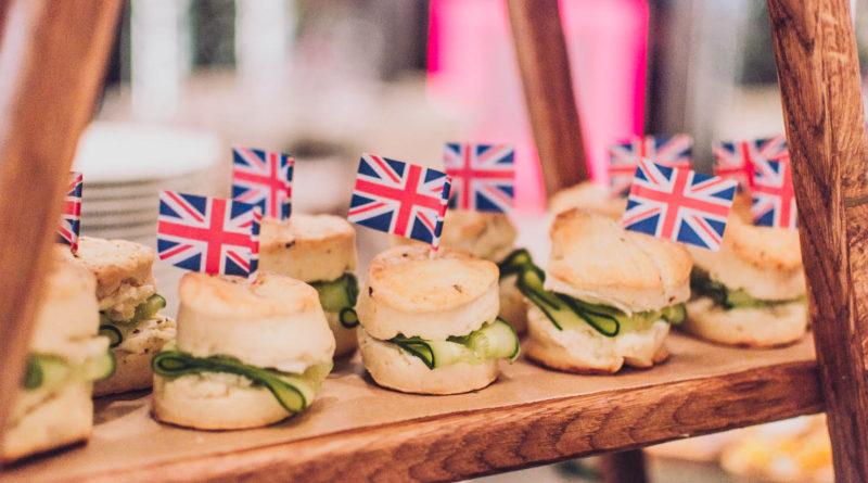 Британская кухня