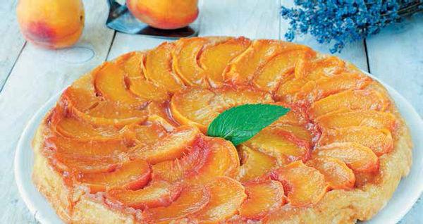 Априкопитта - Греческий абрикосовый пирог