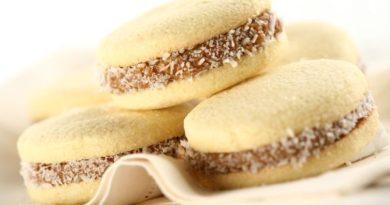 Альфахор (альфахорес) - Традиционная испанская сладкая выпечка