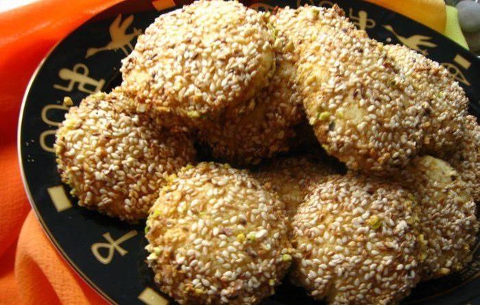 Баразек - арабское печенье