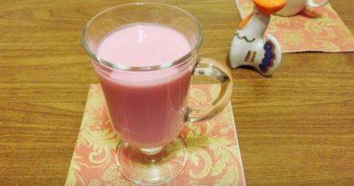 Алсу-Татарский напиток из молока