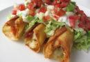 Флаутас - Блюдо мексиканской кухни