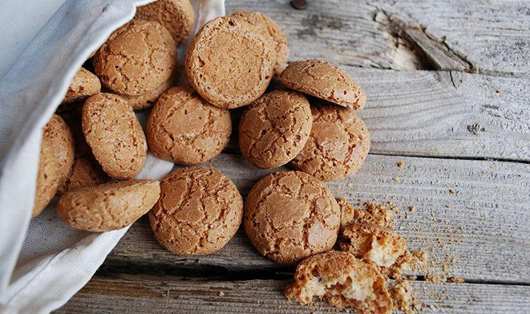 Амаретти - Итальянское миндальное печенье
