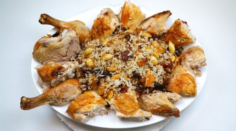 Амич - Традиционное армянское горячее блюдо