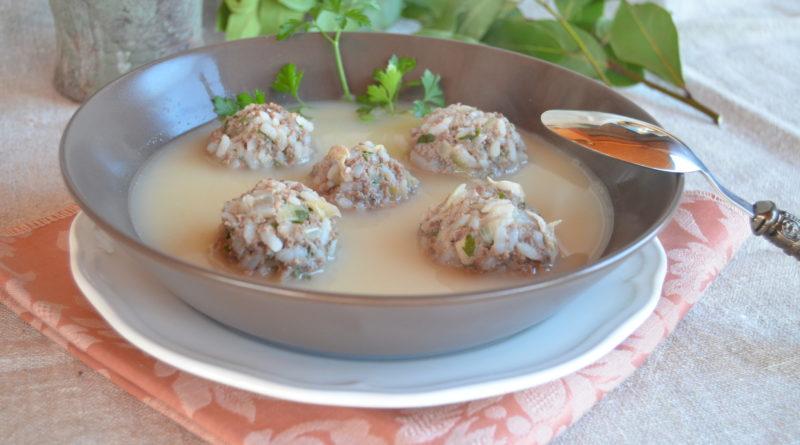 Арганак - армянский суп