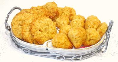 Анзак - Австралийское овсяное печенье
