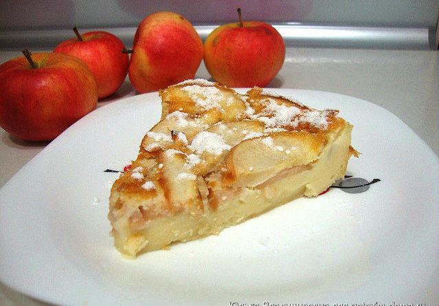 Флонярд - Французский десерт