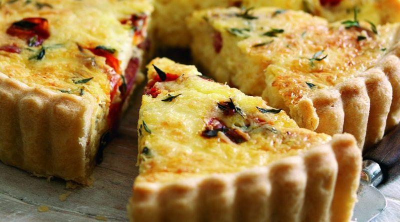 Киш лорен - пирог по-французски