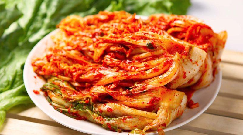Кимчхи (кимчи) - квашеные овощи по-корейски