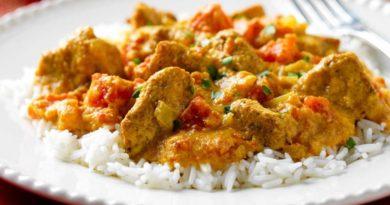 Пасанда - мясное карри по-индийски