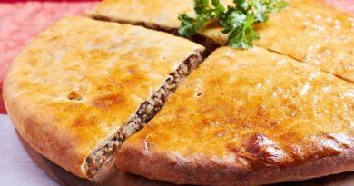Кубдари - Грузинские пирожки с мясом