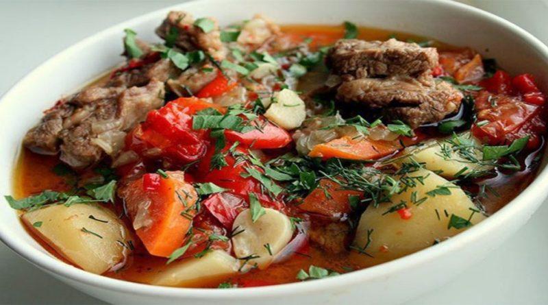 Керакан - тушеное мясо по-армянски