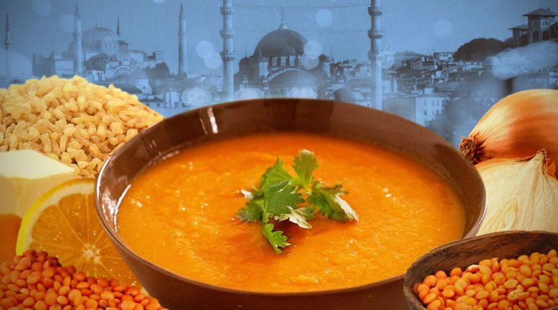 Мерджимек чорбасы - турецкий суп