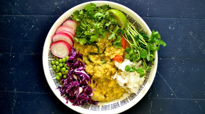 Кичари - Блюдо индийской вегетарианской кухни