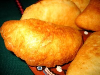 Мекицы - Болгарские жареные лепёшки