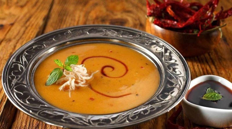 Махлута - вегетарианский ливанский суп