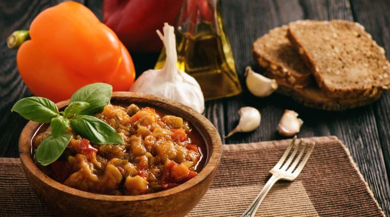 Меживо - овощное рагу по-украински