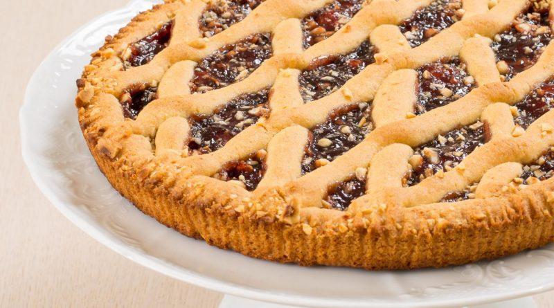 Кростата - Итальянский пирог из песочного теста