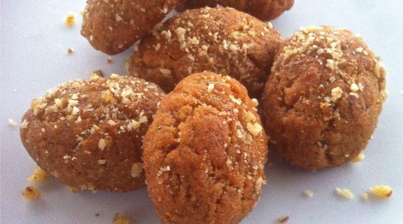 Меломакарона - греческое печенье