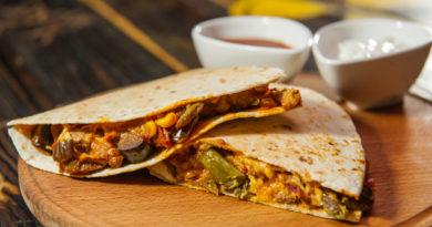 Кесадилья - Мексиканская закуска