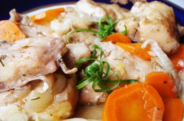 Матлот - французское рагу из рыбы