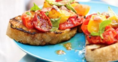 Кростини - итальянская закуска