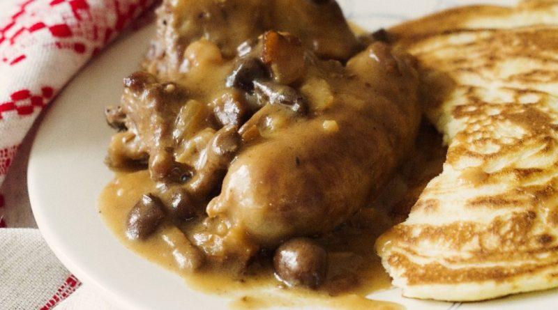 Мачанка - мясное блюдо по-белорусски