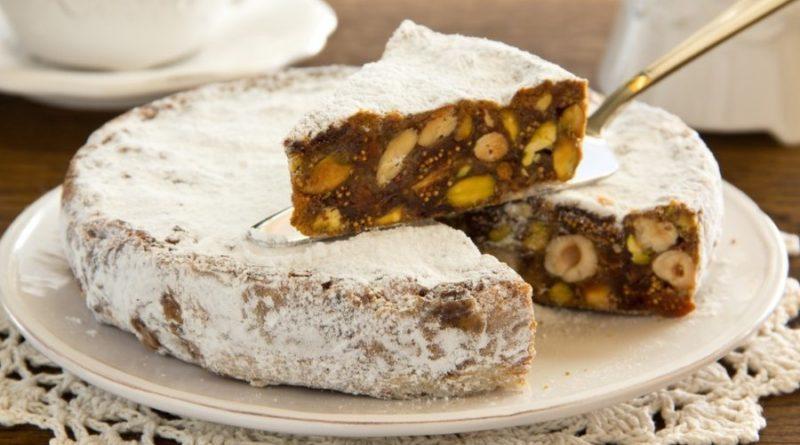 Панфорте - Итальянский десерт