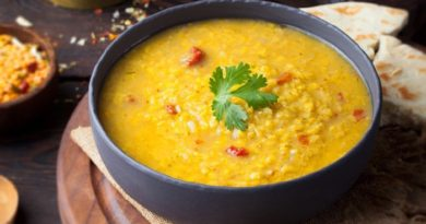 Масурдал - индийский чечевичный суп