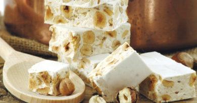 Туррон - Испанская сладость