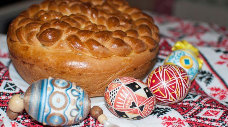 Кулич - Праздничный пасхальный хлеб