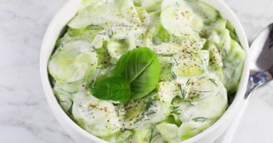 Мизерия - Польский салат