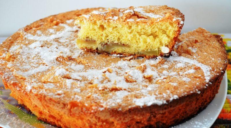 Милопита - Греческий яблочный пирог