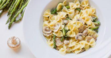 Фарфалле - итальянская паста