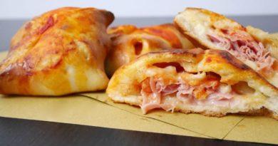 Фаготтини - слоеные пирожки по-итальянски