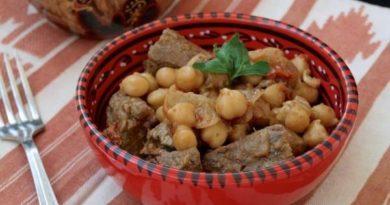 Метаума по-тунисски