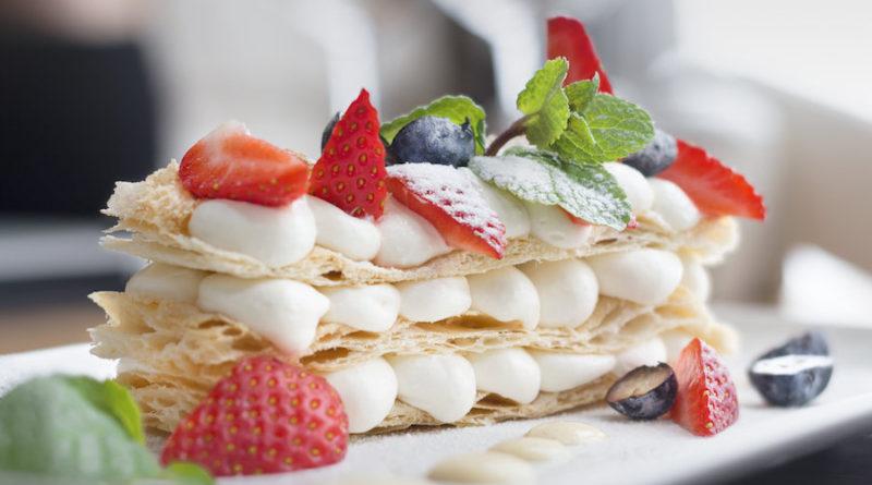 Мильфёй - Французское пирожное