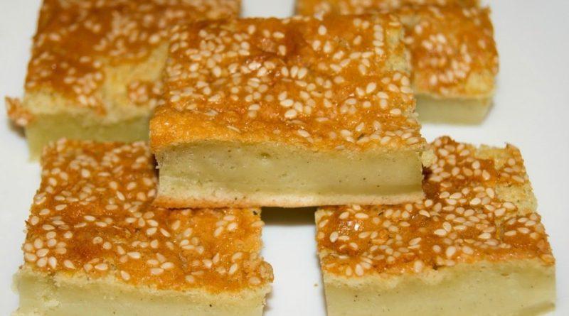 Куи бакар - малазийский десерт