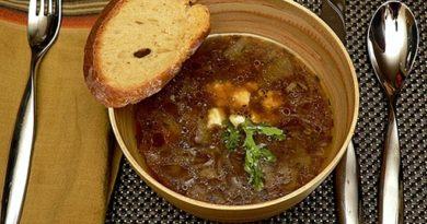 Польский пивной суп