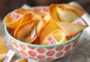 Китайское Печенье с предсказанием