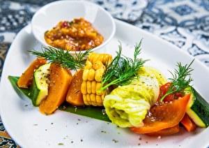 Пикалилли - праздничные овощи по-английски