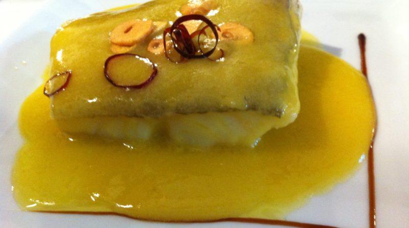 Пиль-пиль - Испанский рыбный соус